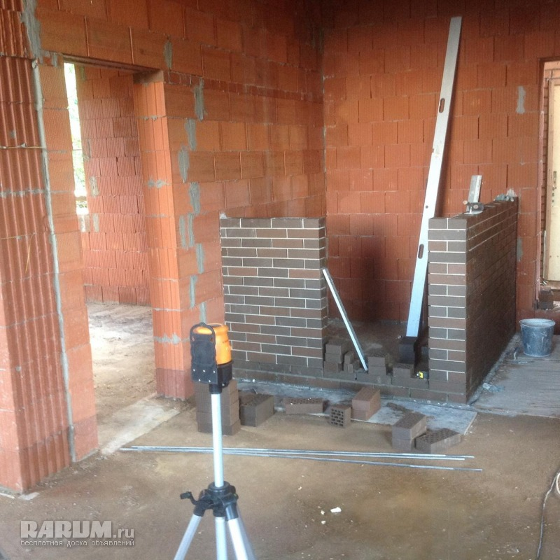 Строительство ленточного фундамента деревянного дома Люберецкий район